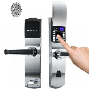 Centurion Biometric Fingerprint Access Entry System New