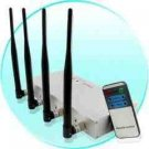 High Power Mobile Phone Jammer with Strength Remote Control New