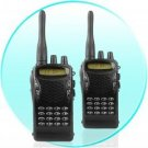 Professional Walkie Talkie Set - UHF FM Transceiver New