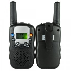 Long Range Walkie Talkies - 2.5KM range New