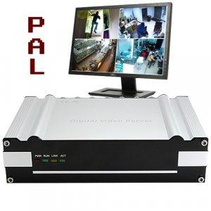 Network Video Server for CCTV Cameras New