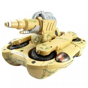 Transforming Amphibious Tank with Water Cannon and 4WD (220V) New