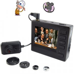 High Definition Mini Pinhole Spy Camcorder New