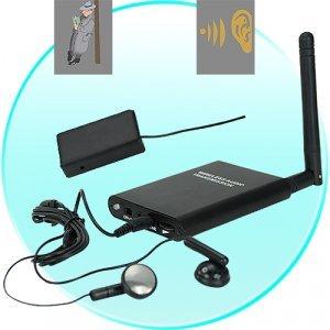 Professional Grade RF Audio Bug with 300M Wireless Transmission New