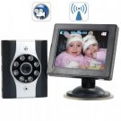 Wireless Car Baby Monitor with Night Vision + DVR New