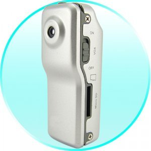 Mini DV Camera - World's Smallest Hi-Res Camcorder (18 FPS) New