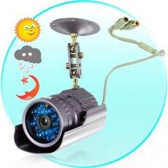 Waterproof Night Vision Security Camera - Designer Edition (PAL) New
