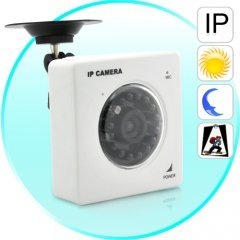 IP Security Camera with Nightvision New