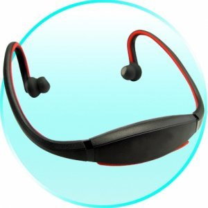 Flexible Bluetooth Headset - Sports + Leisure New