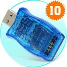 Multifunction SIM Card Reader (USB) New
