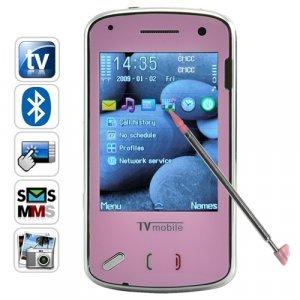 Allure - Mini Cell Phone (Quadband, Dual SIM, Touchscreen) New
