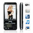 Cloud 9 Quadband 3 Inch Touchscreen Dual SIM WiFi Mobile - Black New