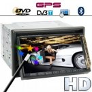 Road King 7 Inch High-Def Car DVD Player with GPS and DVB-T New