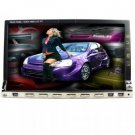 7-inch Car DVD Player with GPS + DVB-T (2-DIN) New