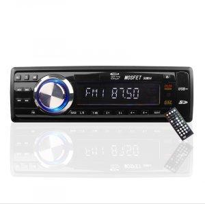 Car Audio Entertainment System 1 DIN - 50W x 4 New
