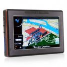4.3 Inch Portable GPS Navigator with Touchscreen + Media Player New