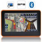 Adventurist - 4.3 Inch Touchscreen Portable GPS Navigator New