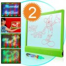LED Illuminated Message Board New