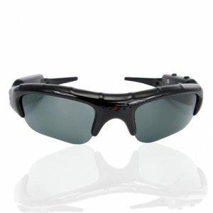 Sun Glasses Camera with 2GB Flash Memory + Micro SD Slot New