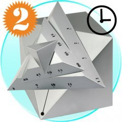 12 Hour AM/PM Time Cube New