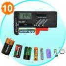 Deluxe Handheld Battery Tester New
