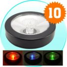 LED Color Changing Drink Coaster New