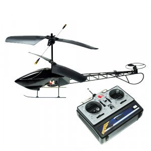 Deluxe Micro Helicopter with IR Remote Control - 220V New