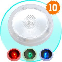 LED Color Changing Drink Coaster (Diamond Edition) New