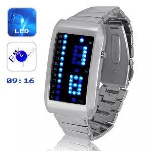 Mizuken - Japanese Inspired LED Watch Luxury LED watch New
