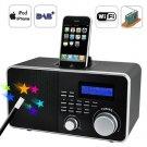 Super Radio (Streaming Internet, DAB+, iPod/iPhone Dock)