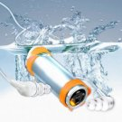 Waterproof MP3 Player For Watersports And Shower Enthusiasts New