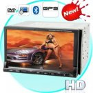 Turismo G2 High-Def Touchscreen Car DVD Player w/ GPS Navigator