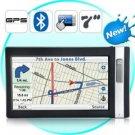 Navigo - 7 Inch Touch Screen GPS Navigator