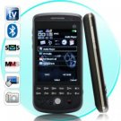 Sigma - Quadband Cell Phone (2.8 Inch Touchscreen, Dual SIM)