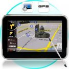 Portable GPS Navigator and Multimedia Player (4.3 Inch Screen)
