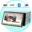Multimedia Touch Screen Car DVD Entertainment System + GPS