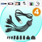 USB Multi-Adapter (iPhone, PSP, Nintendo DS, Cellphones + More)