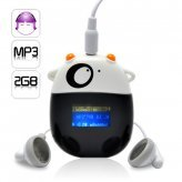 Cow MP3 Player with OLED Screen - Big Moo