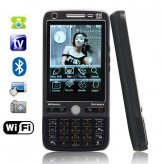 Elevation - Dual SIM Quadband 3 Inch TouchScreen Cellphone