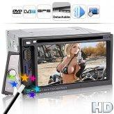 Street King X3 Super Car DVD Player (GPS + DVB-T)