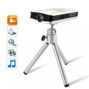 Mini Multimedia Projector with 4 GB Memory + USB Display