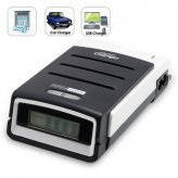 Battery Charger with LCD Screen