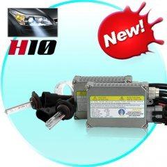 HID Xenon Headlight Kit (H10) - 10000K
