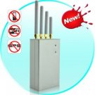 High Power Portable Signal Jammer for GPS, Cell Phone, WiFi