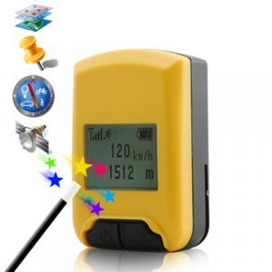 GPS Receiver + Data Logger + Photo Tagger + Distance Monitor
