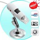 USB Digital Microscope (1.3MP, 200x Magnification)