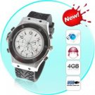 Kinetics - MP3 Watch with 4GB Memory and Equalizer