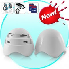 Computer Speakers With Memory Card Reader (SD / MS / TF / More) � 2