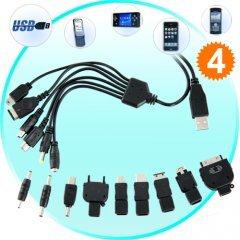 USB Multi-Adapter (iPhone, Nokia, Motorola, Blackberry + More)