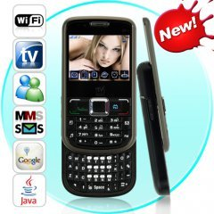 Napoli - Unlocked Quadband Dual SIM China Cellphone